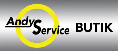 Andys Service webbutik